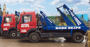 Wait and load Skips in Stock, Stock